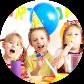 ohjelmaa lasten syntymäpäiväjuhliin Haapajarvi